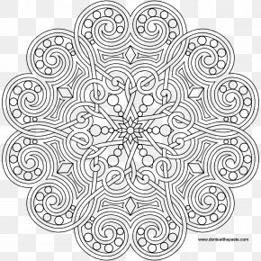 Mandala Coloring Book Creative Coloring Flowers: Art Activity Pages To Relax And Enjoy! Adult PNG