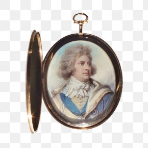 Portrait Miniature - Georgian Era National Portrait Gallery Regency Era Prince Of Wales PNG