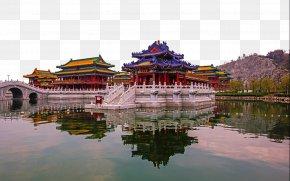 Hengdian New Yuan Ming Palace Scenic - Hengdian World Studios Hengdianzhen Old Summer Palace Zhuhai U5706u660eu65b0u56ed PNG