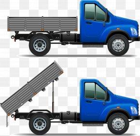 Truck - Truck Stock Illustration PNG