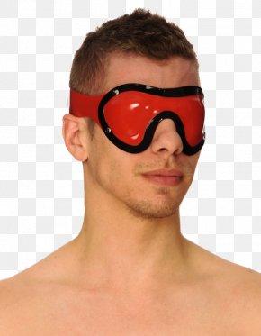 Eye - Goggles Blindfold Eye Sunglasses PNG