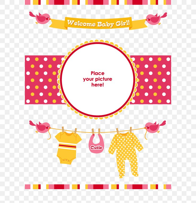 Wedding Invitation Infant Aqiqah Baby Shower Png 612x850px