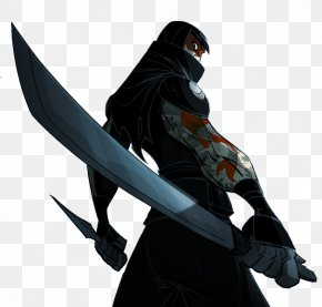Ninja Picture - Mark Of The Ninja Shank Game Klei Entertainment PNG