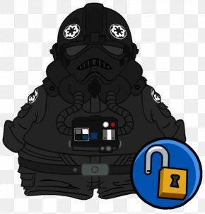 Star Wars - Club Penguin Island TIE Fighter Anakin Skywalker Star Wars: Dark Forces PNG