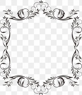 Corner Pattern Lace Material PNG