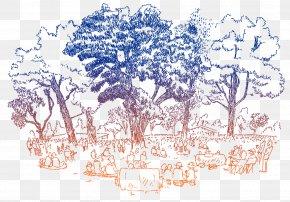 Design - Drawing Floral Design Visual Arts Flowering Plant PNG