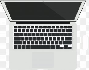 Vector Silver Laptop - MacBook Pro 15.4 Inch MacBook Air Laptop PNG