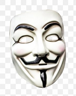 Mask - Mask Anonymous PNG