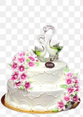 Cake - Birthday Cake Wedding Cake Torte Chiffon Cake Icing PNG