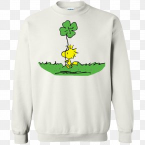 Snoopy Woodstock - T-shirt Hoodie Sweater Gildan Activewear PNG
