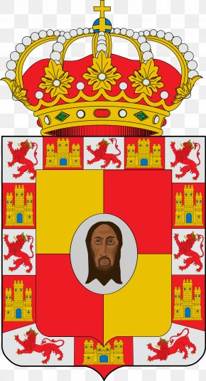 Flag - Flag Coat Of Arms Granada Gules Provinces Of Spain PNG