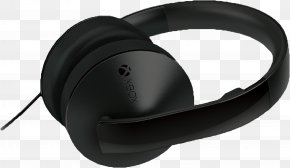 Wearing A Headset - Xbox 360 Wireless Headset PlayStation 4 Headphones Microsoft Xbox One Stereo Headset PNG