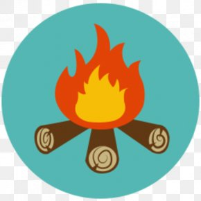 Campfire Cliparts - Camping Campfire Outdoor Recreation Icon PNG