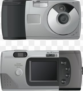 Vector Camera - Digital Camera Clip Art PNG