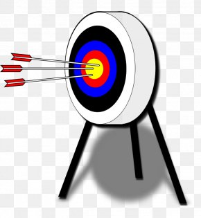 Archery Cliparts - Archery At The 1900 Summer Olympics U2013 Au Cordon Dorxe9 33 Metres Bow And Arrow Target Archery Clip Art PNG
