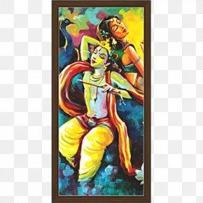 radha krishna hinduism painting png favpng