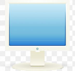 Flat Panel Display Personal Computer - Computer Monitor Screen Output Device Computer Monitor Accessory Display Device PNG