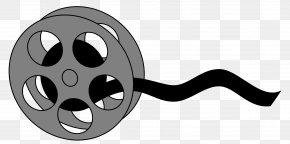 Projection Cliparts - Film Reel Cartoon Clip Art PNG
