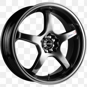 Car - Toyota 86 Car Rim Wheel Tire PNG