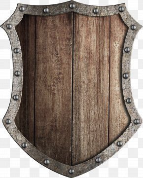 Wooden Shield - Shield Middle Ages Stock Photography Coat Of Arms Sword PNG