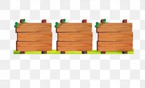 Wood Bulletin Board - Wood PNG