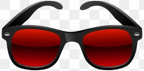 Red Sunglasses Cliparts - Goggles Summer Camp Day Camp Child PNG