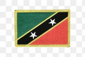 Flag - Flag Of Saint Kitts And Nevis National Flag Flags Of The World PNG