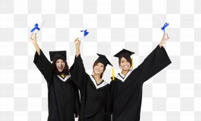 Learning Theme Background - Graduation Ceremony Student Stock Photography University PNG