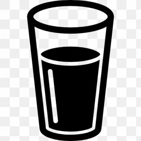 Beverage Vector - Glass Cup Drinking Water Clip Art PNG
