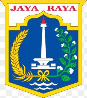 Raya - West Jakarta National Monument Bali City Lambang Jakarta PNG