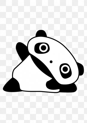 Vector Panda - Label Sticker Wall Decal Online Shopping PNG