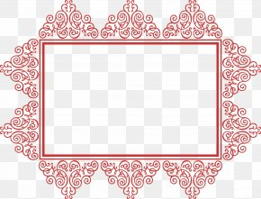 Rectangular Frame - Picture Frames Clip Art Image Openclipart Color PNG