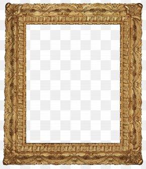 PHOTO FRAMES - Picture Frames Ornament Art Gilding PNG