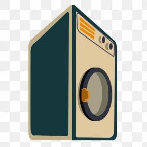 Washing Machine - Washing Machine Home Appliance PNG