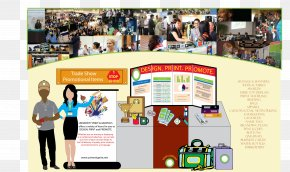 Trade Show - Advertising Marketing Promotional Merchandise Public Relations PNG