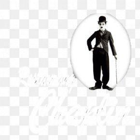 Actor - Tramp Hollywood Silent Film Actor Desktop Wallpaper PNG