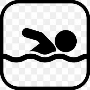 Swimming Pool - Swimming Sport Clip Art PNG