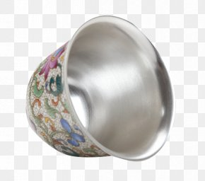 Handmade Silver Bowl - Computer Graphics PNG