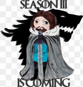 Direwolf Winter Is Coming - Eddard Stark Robb Stark The Winds Of Winter Winter Is Coming House Stark PNG