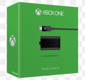 Usb Headset Xbox One 2015 - Xbox One Controller Microsoft Xbox One S Official Microsoft Play And & Charge Kit V2 Xbox One Video Games PNG
