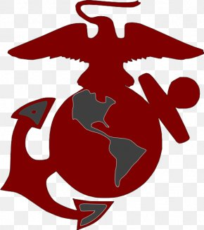 Marine Vector - United States Marine Corps Military Marines Eagle, Globe, And Anchor PNG