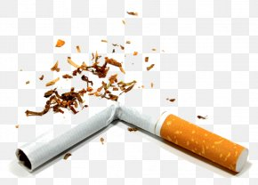 Broken Cigarette Image - Cigarette Stock Photography Smoking PNG