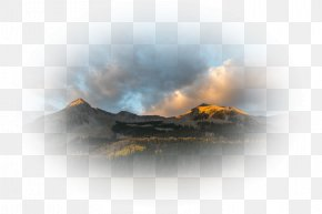 Mountain - Mountain Desktop Wallpaper Landscape Advertising PNG