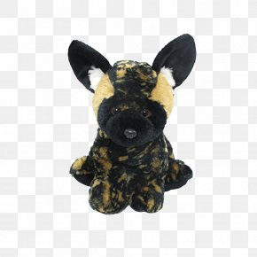 Puppy - Stuffed Animals & Cuddly Toys Dog Breed Puppy African Wild Dog PNG