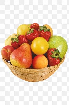 Fruit Basket - Fruit Kompot Slice Clip Art PNG