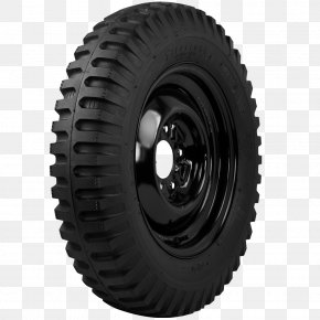 60th Anniversary - Jeep Car Willys MB Coker Tire PNG