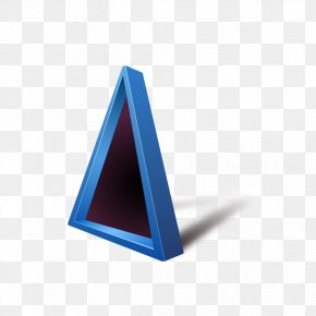 Triangle Mirror - Triangle PNG