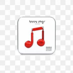 Headphones - Happy Plugs Earbud Plus Headphone Headphones Écouteur Sound PNG