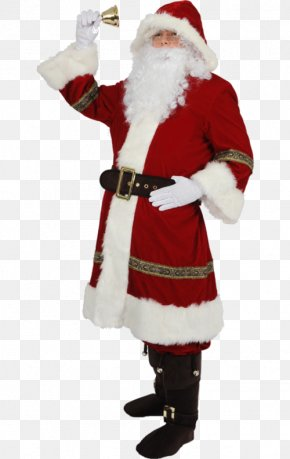 Ancient Costume - Santa Claus Christmas Ornament Costume PNG