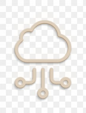 Beige Business Seo Icon - Cloud Computing Icon Multimedia Icon Business SEO Icon PNG